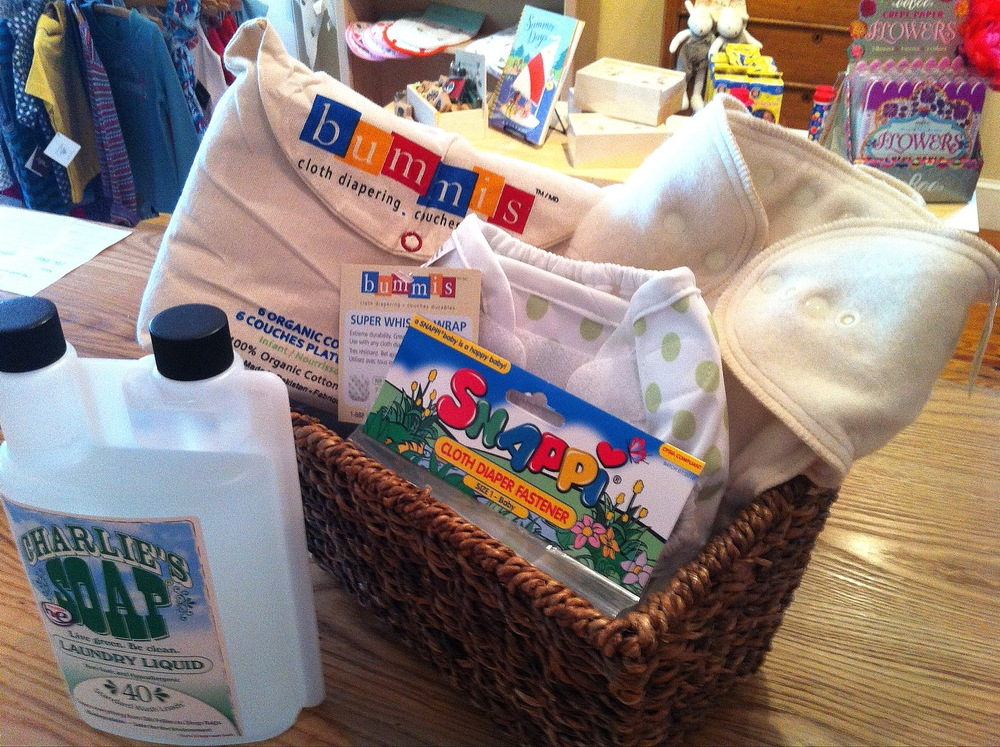 Two Part Diaper Trial Kit     $50    Wants 1  - PURCHASED
