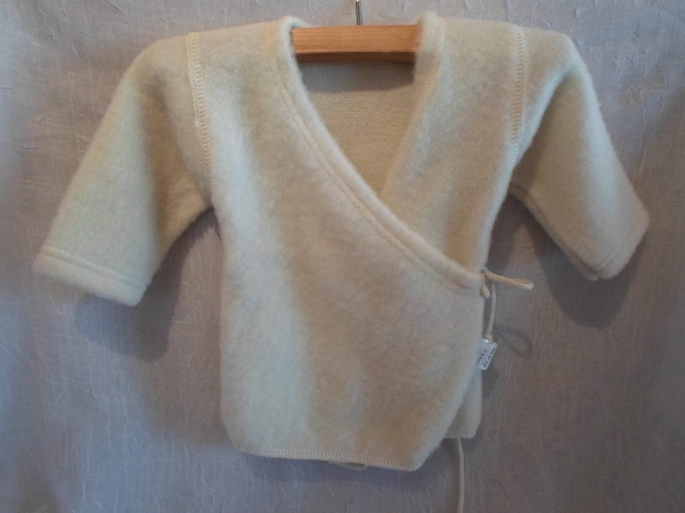 LanaCare Wool Sweater size 0-3m in Natural    $56.50    Wants 1 - PURCHASED