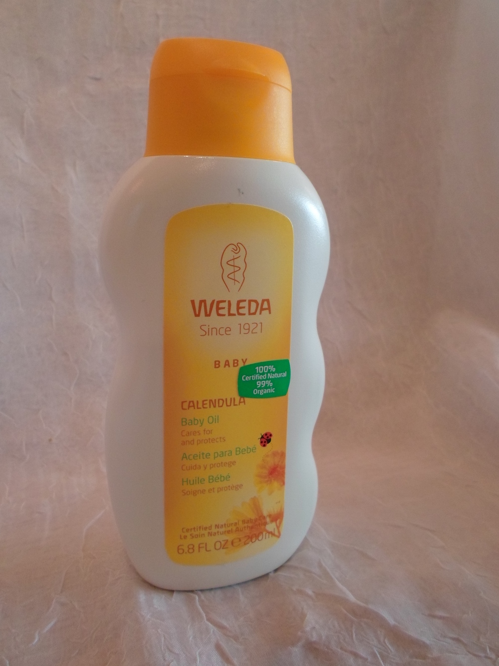 Weleda Calendula Baby Oil $19.95 Wants 1