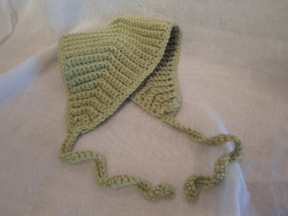 Crocheted Baby Cap - Locally Handmade   $12    Wants 1 PURCHASED
