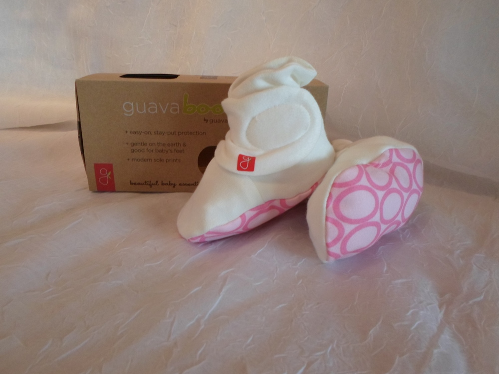 Guava Boots Baby Booties - Pink size Small $16.95 Wants 1 PURCHASED