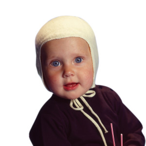 LanaCare Organic Merino Wool Baby Hat     size 6-9m  (runs small)   $33.00    Wants 1
