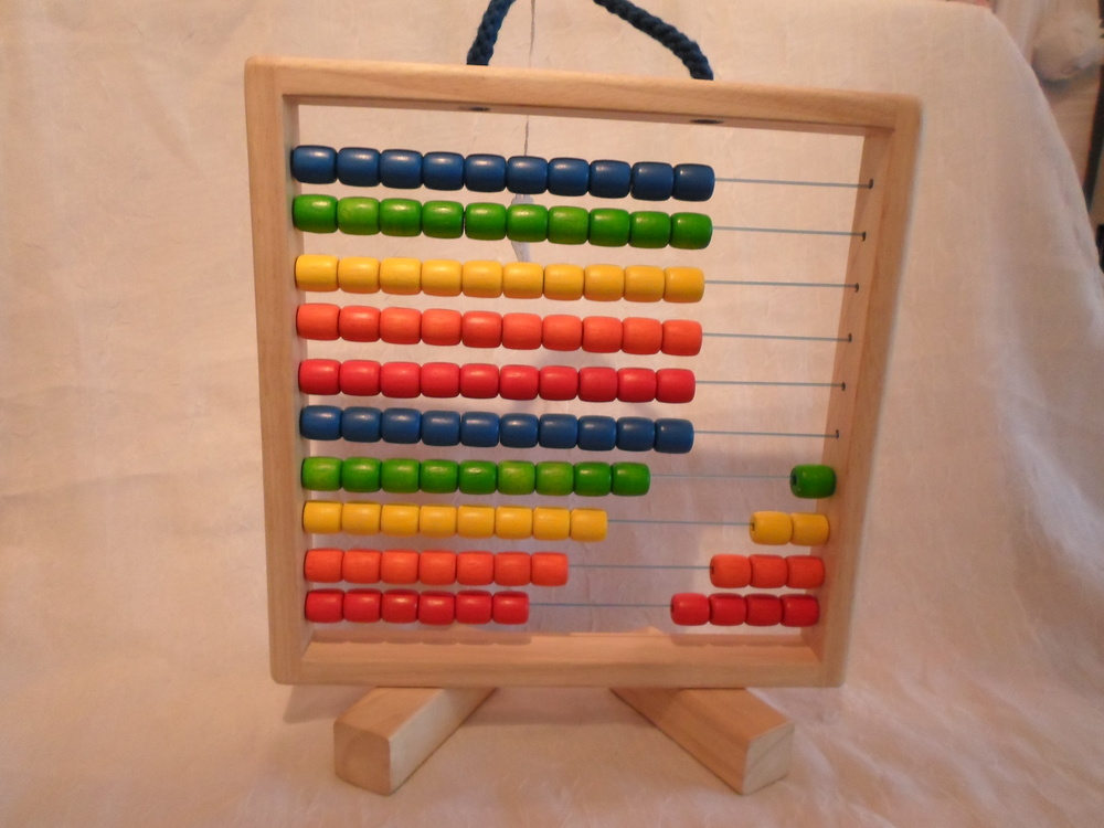 Plan Toys Abacus    $27.95    Wants 1