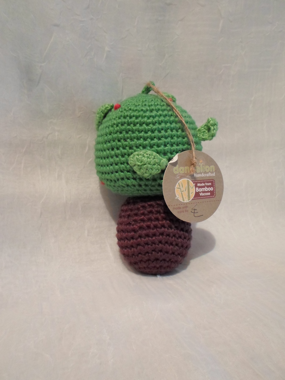 Bamboo Soft Rattle  - Tree    $13.95    Wants 1 PURCHASED