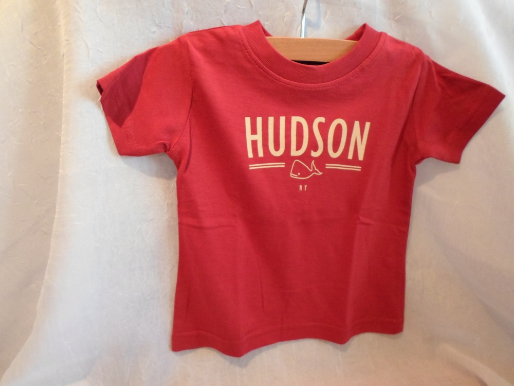 Hudson Tee-Shirt in red  - 6m $12.00 Wants 1 PURCHASED