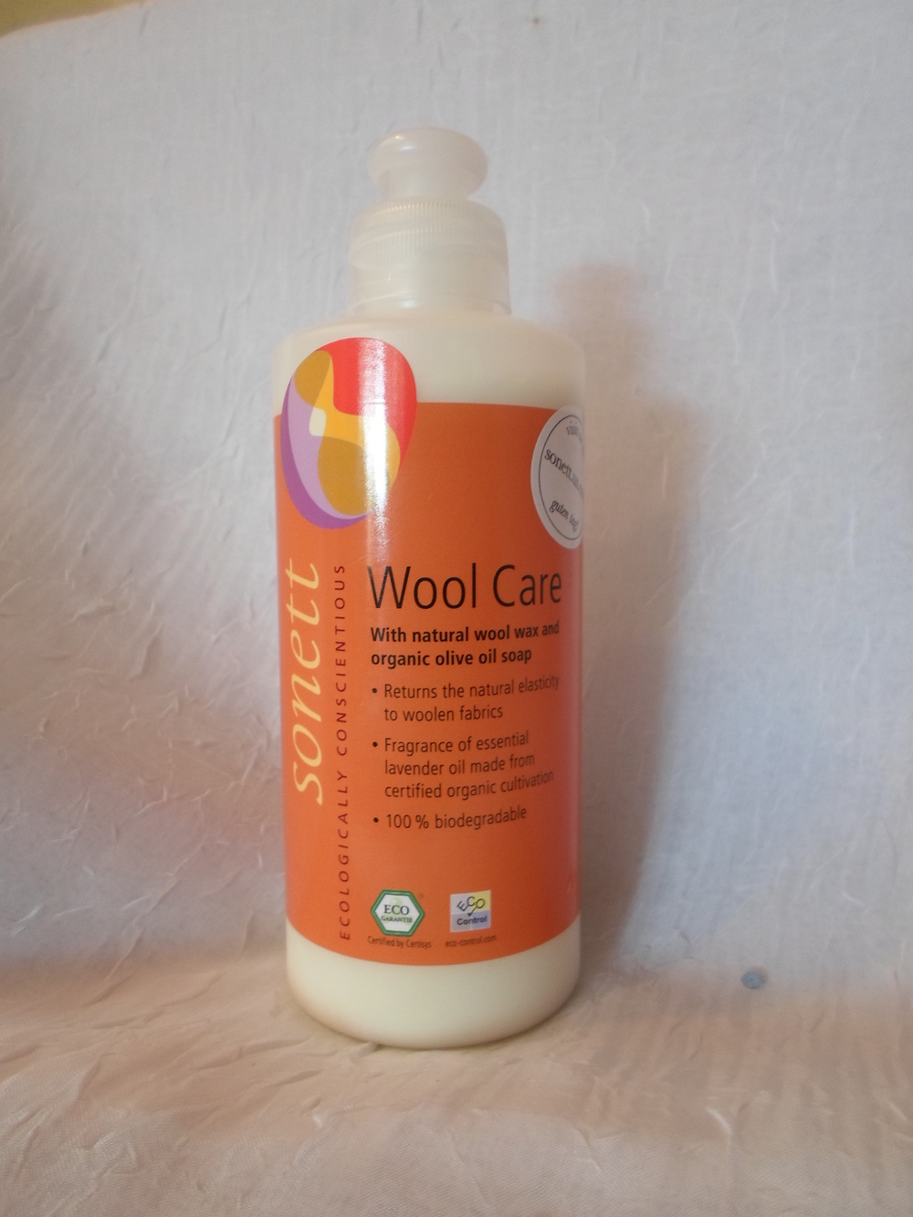 Sonett Wool Care    $17.99    Wants 1 PURCHASED