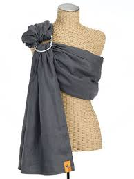 Sakura Bloom Ring Sling - Irish Linen in Maple    $88.00    Wants 1  PURCHASED