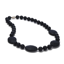 Chewbeads Perry Teething Necklace    in Black  (adult wears, baby chews)   $36.50    Wants 1