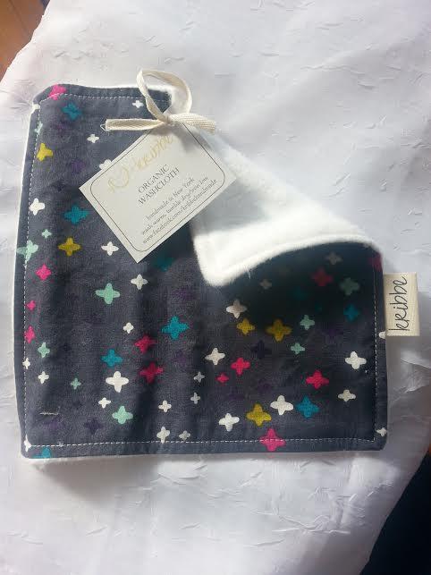 Kribbe Organic Washcloth  Locally Handmade   $5.00    Wants 1