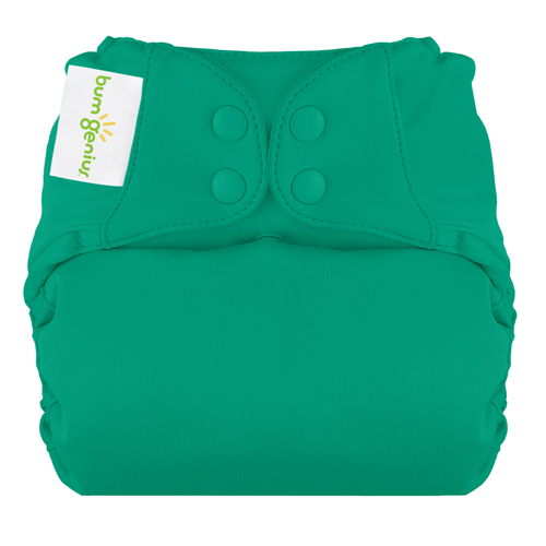 bumGenius Elemental All-In-One One-Size 100% Organic Cloth Diaper $24.95ea Wants 5 in Hummingbird  PURCHASED