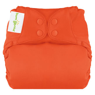 bumGenius Elemental All-In-One One-Size 100% Organic Cloth Diaper $24.95ea Wants 3 in Sassy  PURCHASED