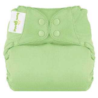 Bum Genius All-In-One, One Size,Organic Elemental Cloth Diaper in Grasshopper    $24.95    Wants 1  purchased