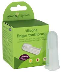 Green Sprouts Finger Toothbrush    $4.95    Wants 1