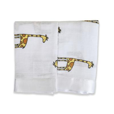 Aden & Anais Issie Security Blankets (set of 2) in Jungle Jam $19.95 Wants 1 purchased