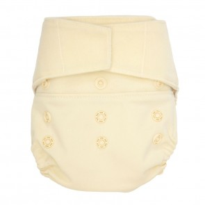 GroVia One Size Cloth Diaper Shell in Vanilla $16.95 Wants 1-2
