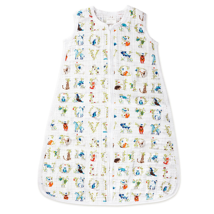 Aden & Anais Muslin Sleeping Bag in Medium $32.00 Wants 1 purchased