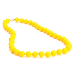 Chewbeads Jane Necklace in Yellow  (Parent wears baby chews)   $29.50    Wants 1