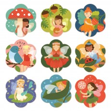 Petite Collage Memory Game Fairy Friends $14.95 Wants 1 purchased