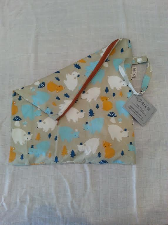 Kribbe Organic Large Wet Bag -Locally handmade   $23.00    Wants 1  purchased