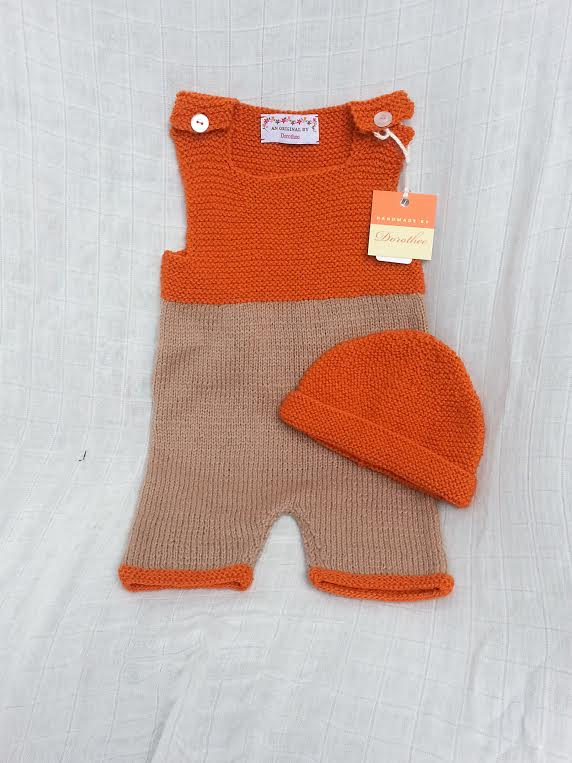 Hand Knit Wool 2 piece set $100.00 Wants 1