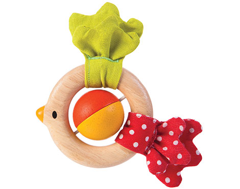 Plan Toys Bird Rattle    $12.95    Wants 1  purchased