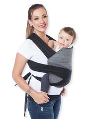 BabyHawk    Meh Dai   Baby Buckle Carrier in Grey    $129.95    Wants 1