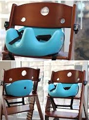 Keekaroon Infant Insert in   Vanilla  (shown here in aqua)   $54.95    Wants 1  purchased