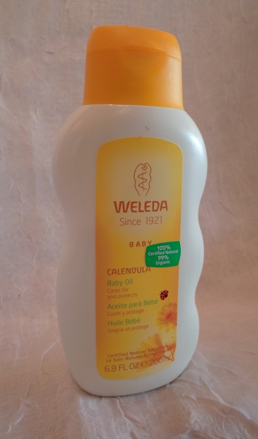 Weleda Baby Oil    $19.95    Wants 1