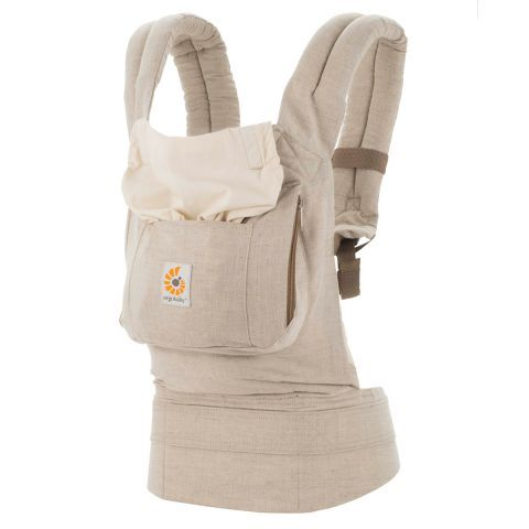 ErgoBaby Carrier in Natural Linen    $140.00    Wants 1  purchased