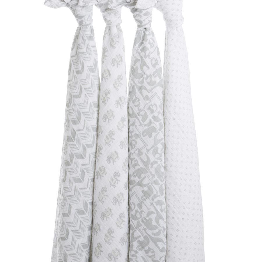 Aden & Anais 4pk Muslin Swaddle in Savanna $54.95 Wants 1 purchased