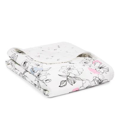 Aden and Anais Bamboo Stroller Blanket in Meadowlark $38.00 Wants 1 purchased
