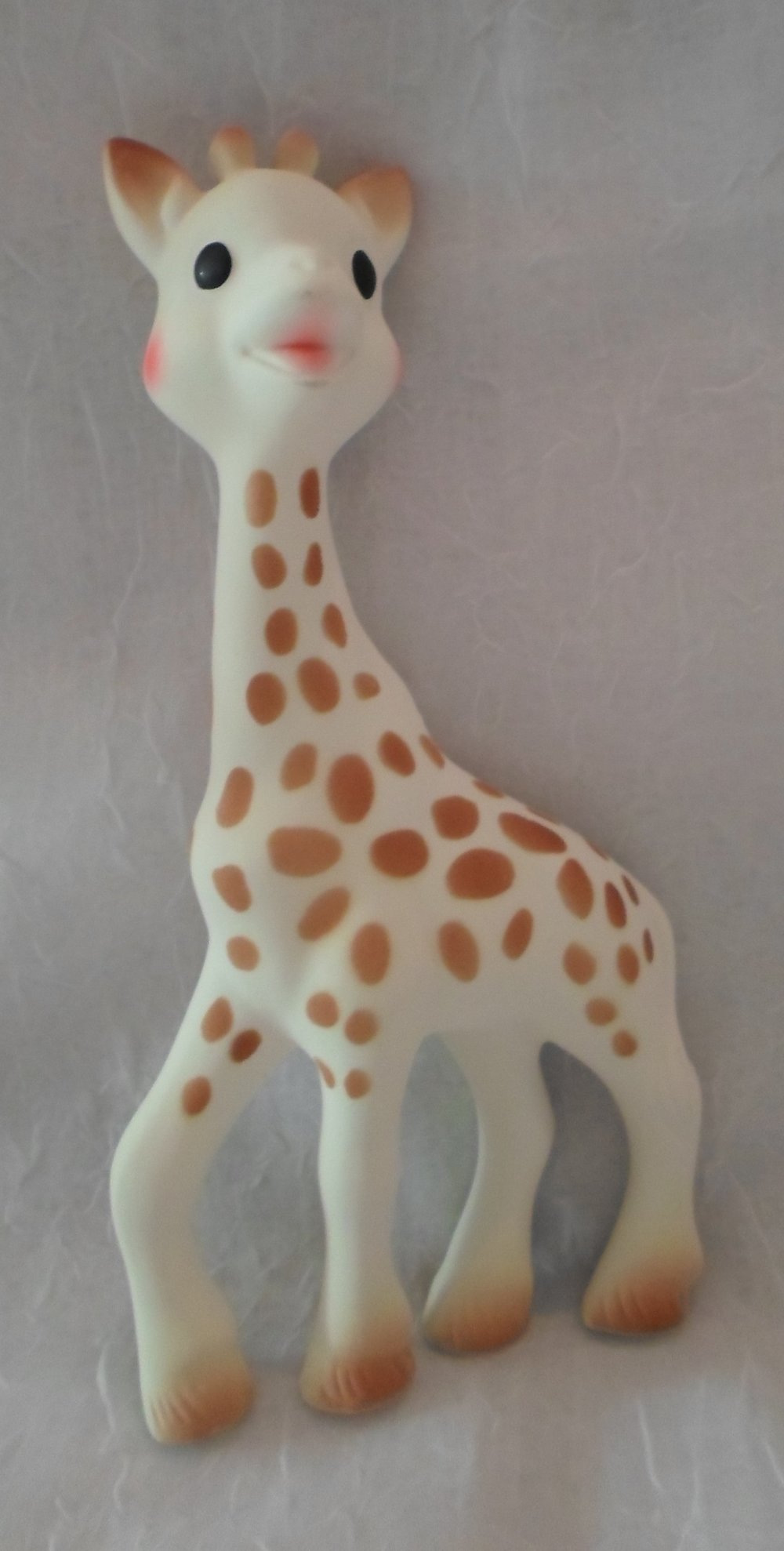 Sophie Giraffe Natural Rubber Teether Toy    $27.95    Wants 1  purchased