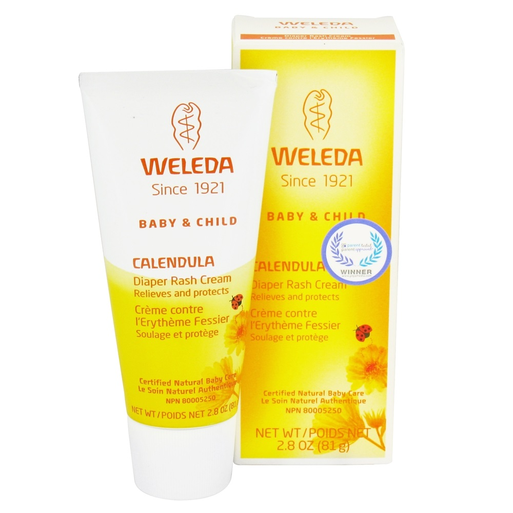 Weleda Diaper Rash Cream    $16.95    Wants 1