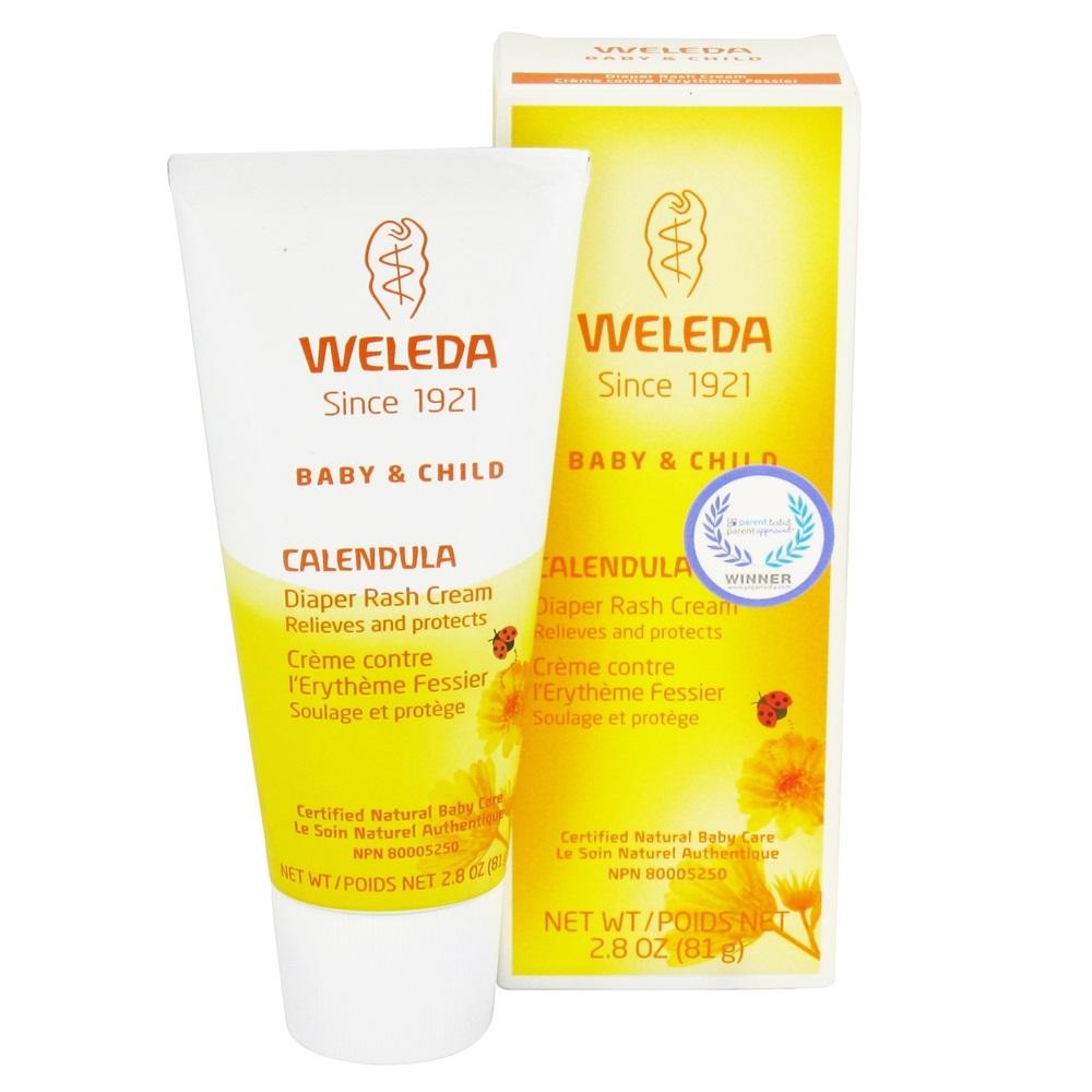 Weleda Diaper Rash Cream $16.95 Wants 1