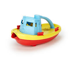 Green Toys Tugboat Bath Toy    $14.95    Wants 1