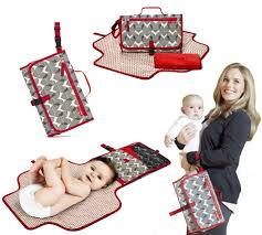 Skip Hop Pronto Portable Changer in Hearts    $29.95    Wants 1  purchased