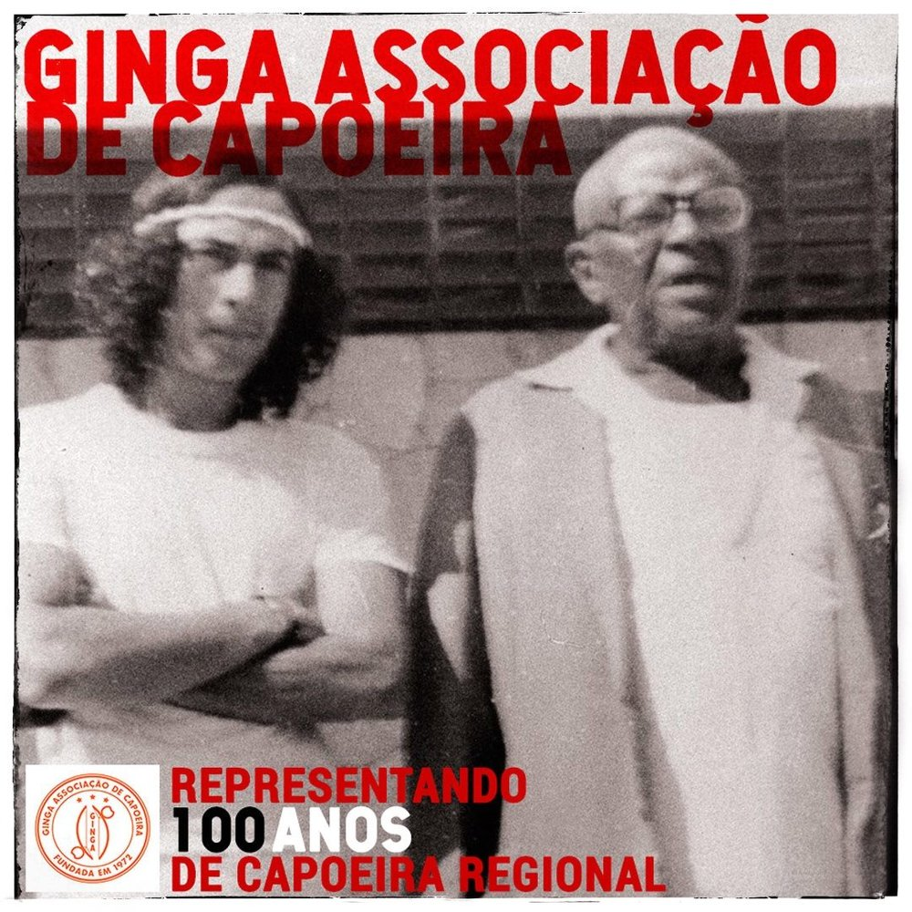 Mestre Itapoan & Mestre Bimba Salvador, Bahia, Brazil 1972