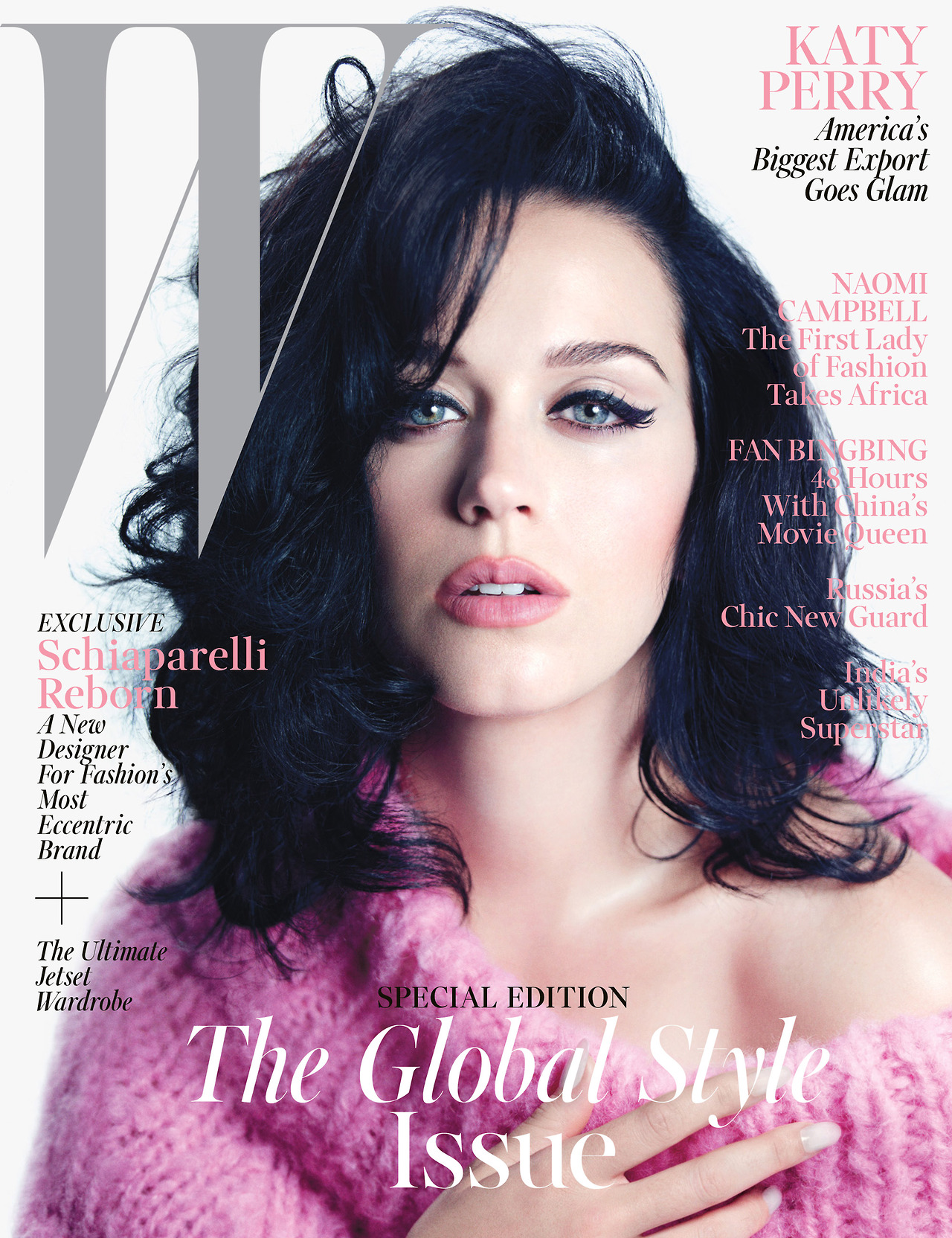 "wmagazine :     ""I try and keep my connection with the G-O-D or with a power that's bigger than me. It's important—otherwise, you don't have any kind of accountability."" - Katy Perry.   See more here.        AH! SO MUCH LOVE FOR THIS LADY!!!!!!!! And this cover photo is absolutely breath taking!!!! Go Katy Perry!"