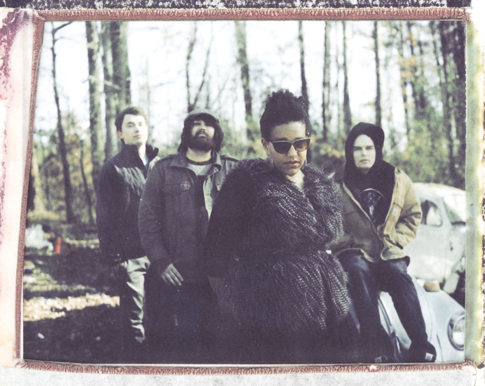 Recording Artists The Alabama Shakes Photographer: Keaton Andrew Hair/Makeup by beautybyanaliza (Ana Liza Witham)