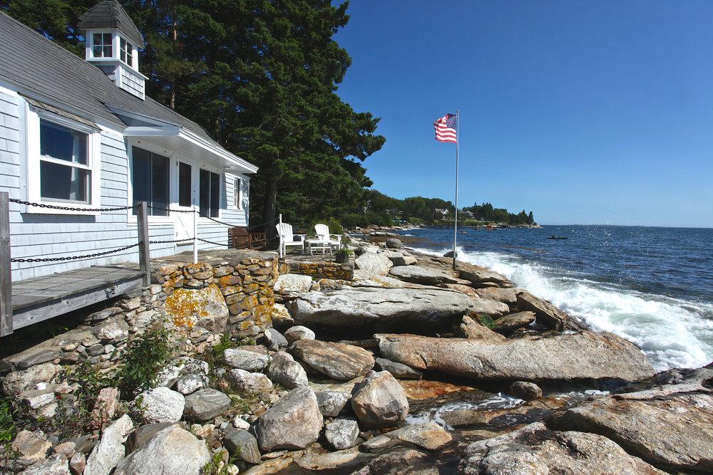 April: Spruce Point