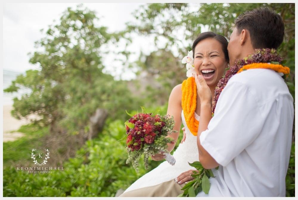Oahu Wedding Photography