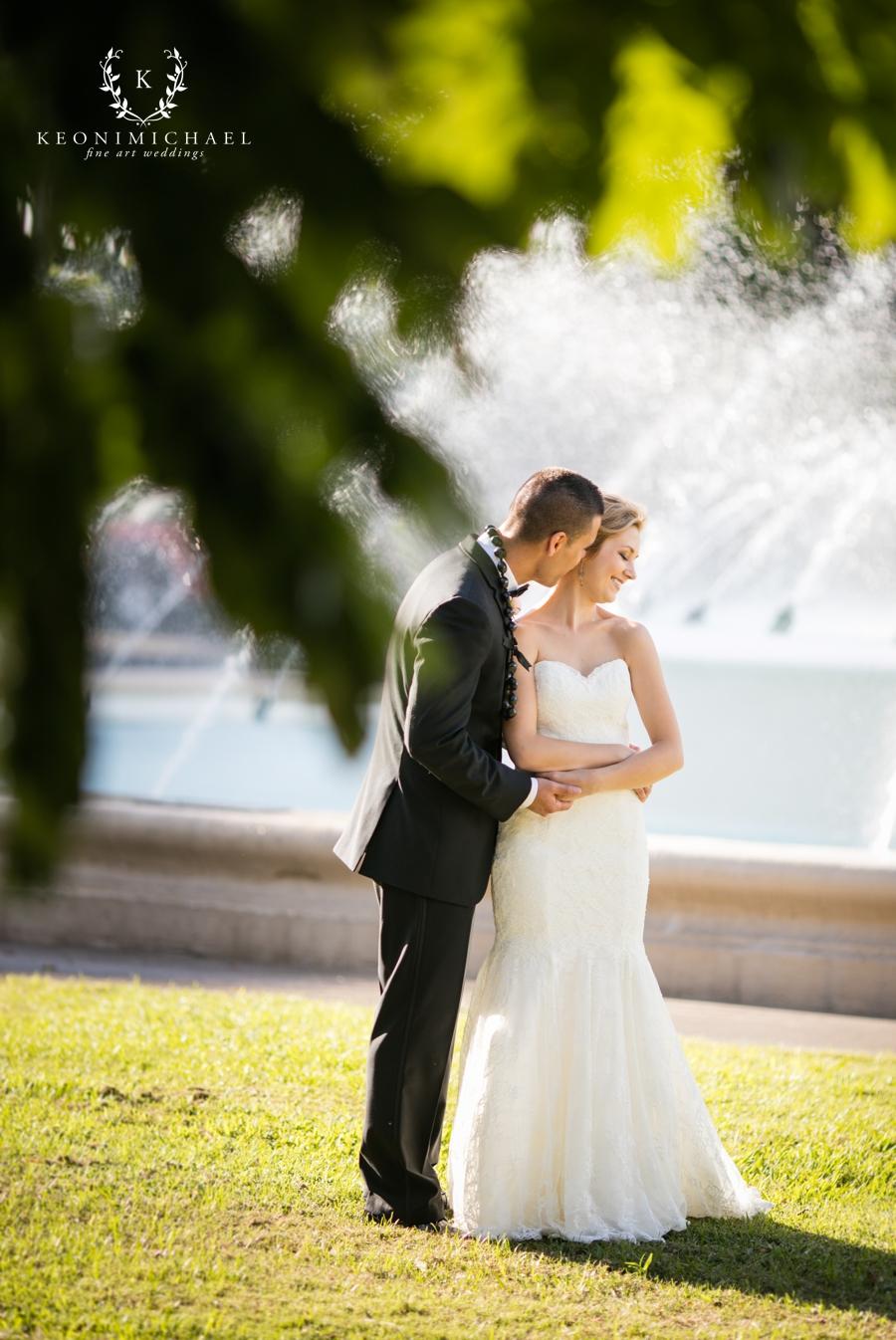 Hawaii Wedding Photographer Keoni Michael Fine Art Weddings