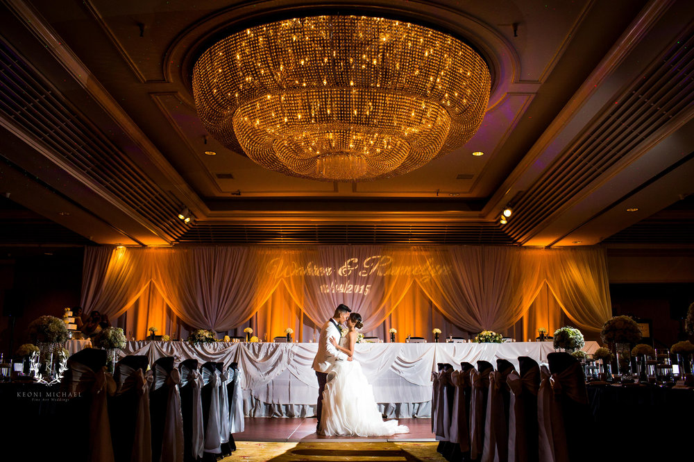 Hyatt Regency Waikiki Hotel Wedding