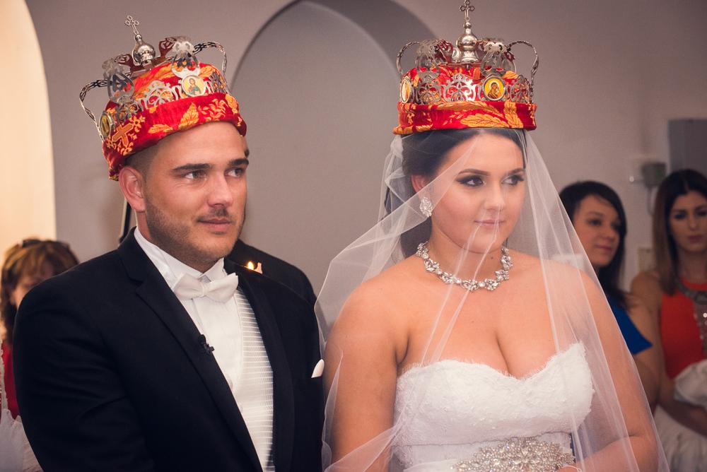 Traditional Serbian Wedding