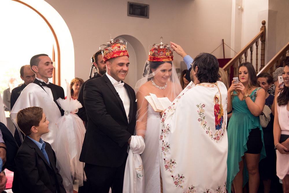 Serbian Orthodox Church Gold Coast Wedding Photography