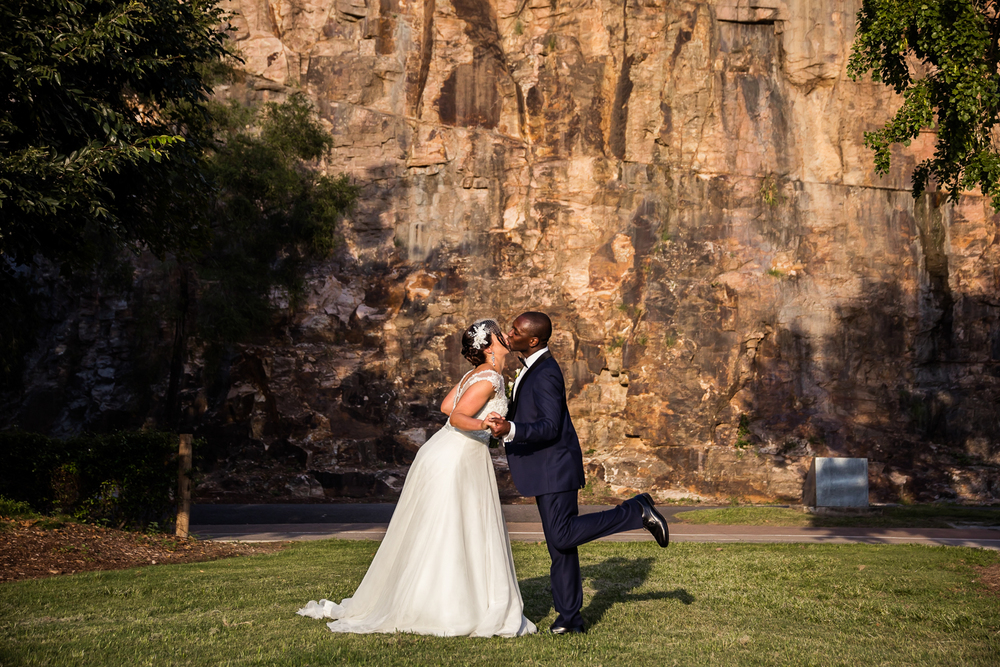 Kangaroo Point Wedding Brisbane Photography