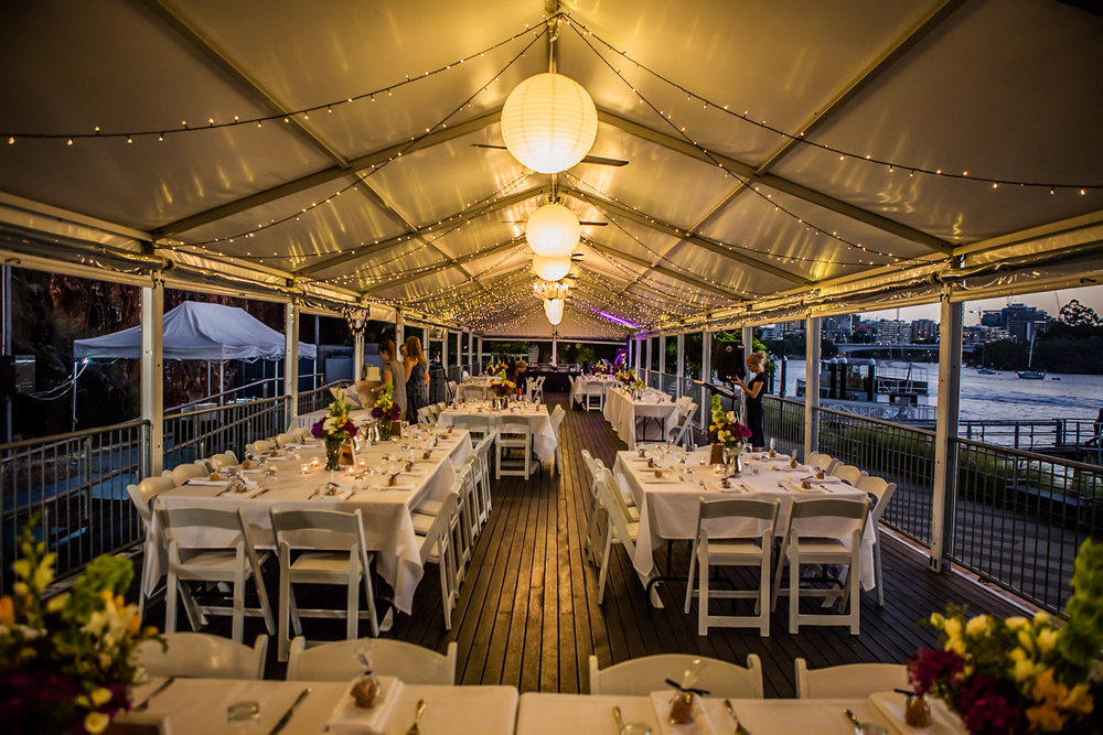Kangaroo Point Wedding Venue