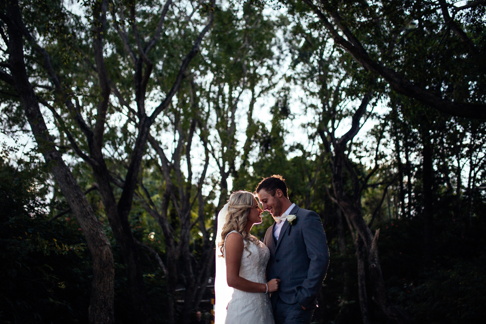 Australian Late Afternoon Wedding Photography
