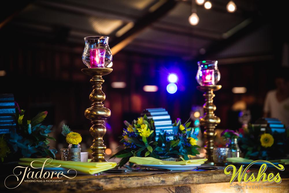 Wishes Events Wedding Reception Gold Coast Wedding Stylists