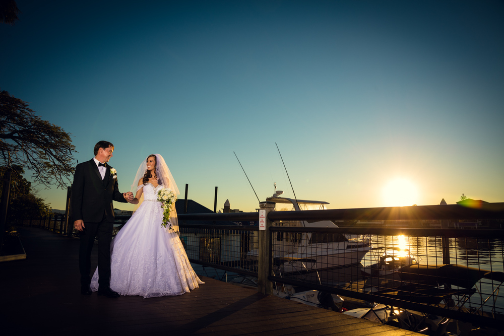 Marriott Resorts Canals Wedding Photography